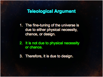 an overview of the article the kalam cosmological argument Check out the online debate the kalam cosmological argument.