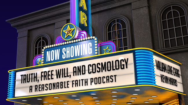 Truth, Free Will, and Cosmology