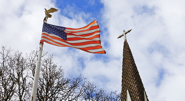Religious Liberty Under Fire