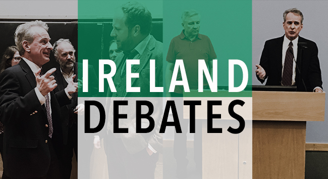 Highlights From the Ireland Debates, Part 1