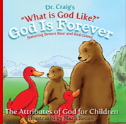 Dr. Craig's What is God Like? God is Forever