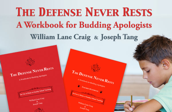 William Lane Craig and Joseph Tang