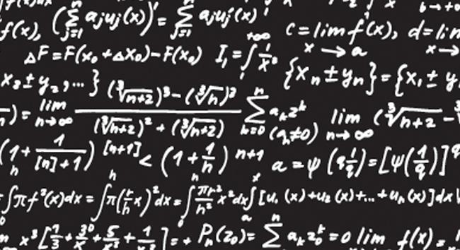 God and Math