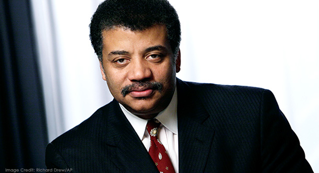 Neil deGrasse Tyson on God Part 2