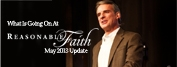 What's Going On at Reasonable Faith?