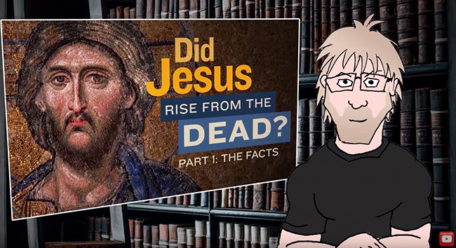 A Youtube Response to the Resurrection, Part One