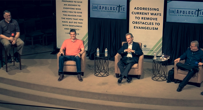 Apologetics Conference Part Three