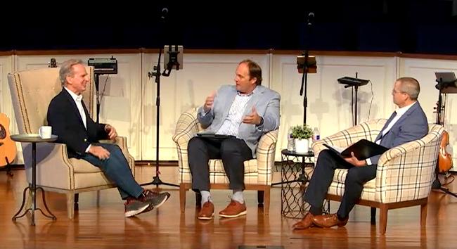 Dr. Craig Live at West University Baptist Church PART 1