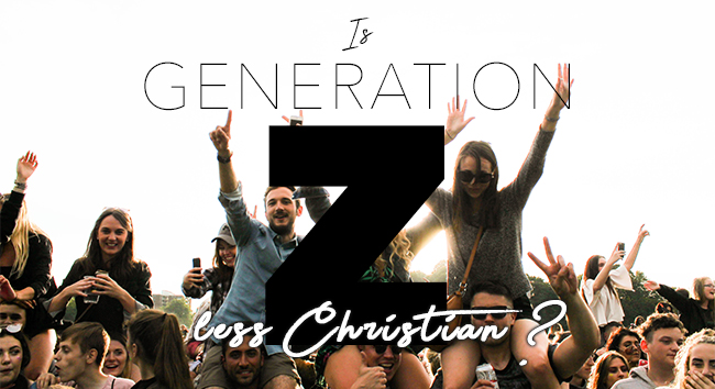 Is Generation Z Less Christian?