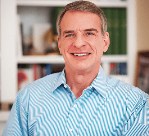 Portrait of Dr. William Lane Craig.